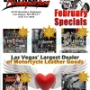 Leather Headquarters End of February Specials