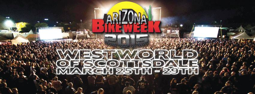 Leather Headquarters Will Be At The Arizona Bike Week March 25