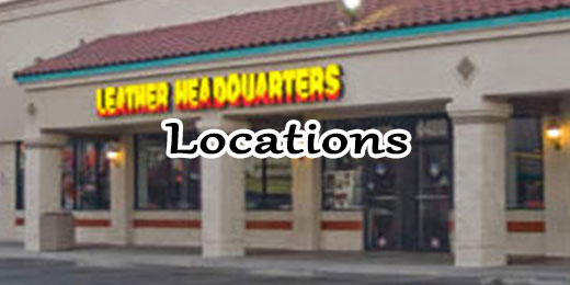 Leather Headquarters Locations