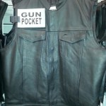Vest with Gun Pocket