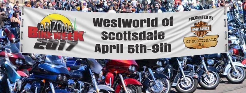 Leather Headquarters Hitting Arizona Bike Week April 5th 9th